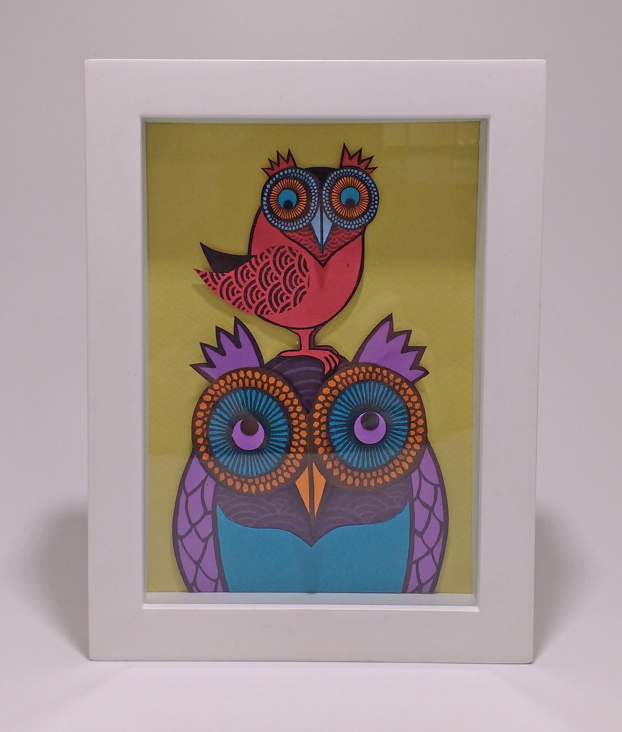 Helen Musselwhite  Yo!  papercut  £62