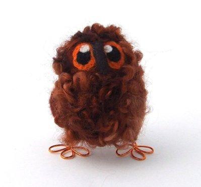 Melanie Green  Baby Owl  felt  £18