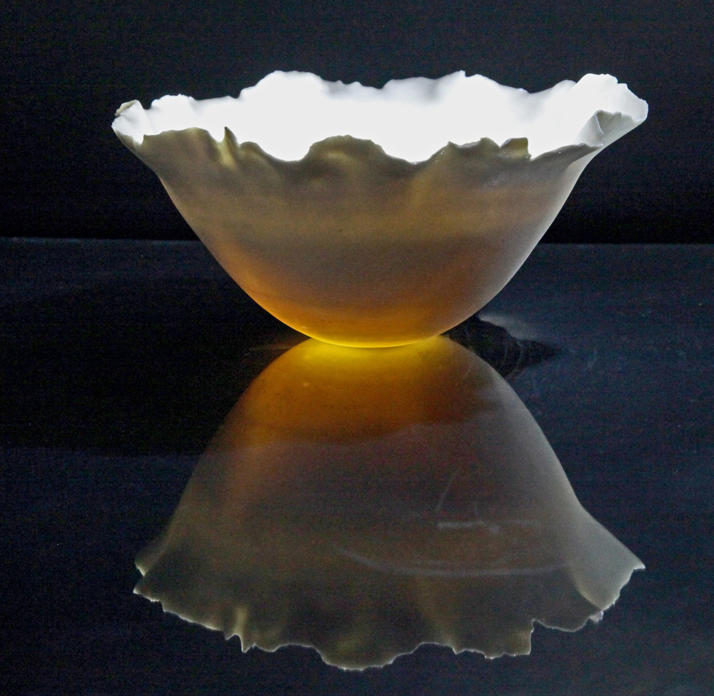 Pinched Rim Bowl  £105