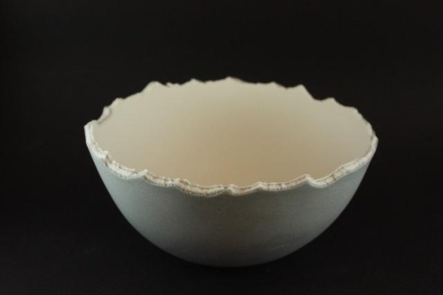 Broken  Porcelain Slip  50mm x 92mm  £32