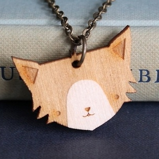 Cat Necklace  £12
