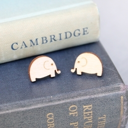 Elephant Earrings  £8.50
