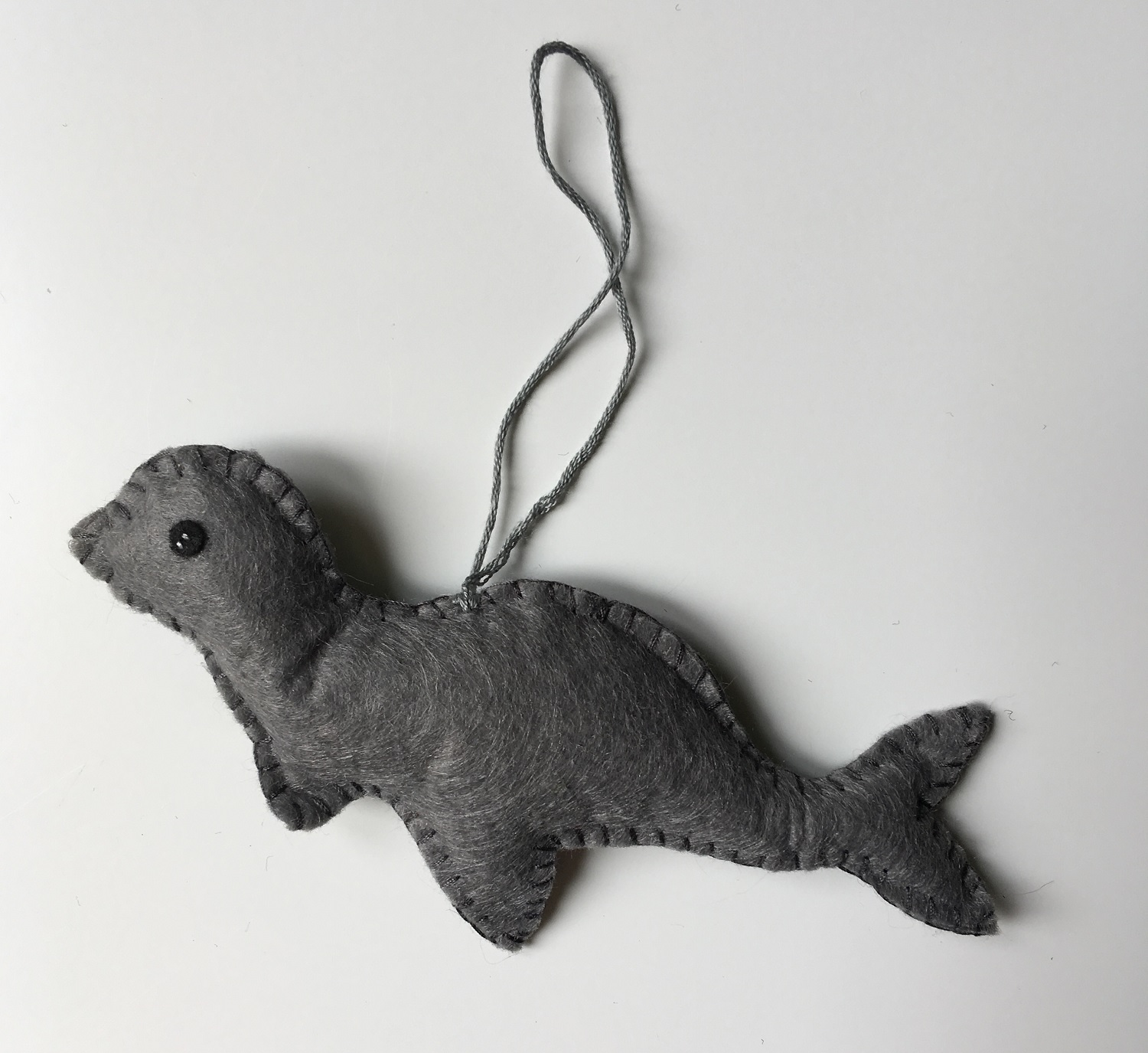 Seal Ornament  Felt  £6