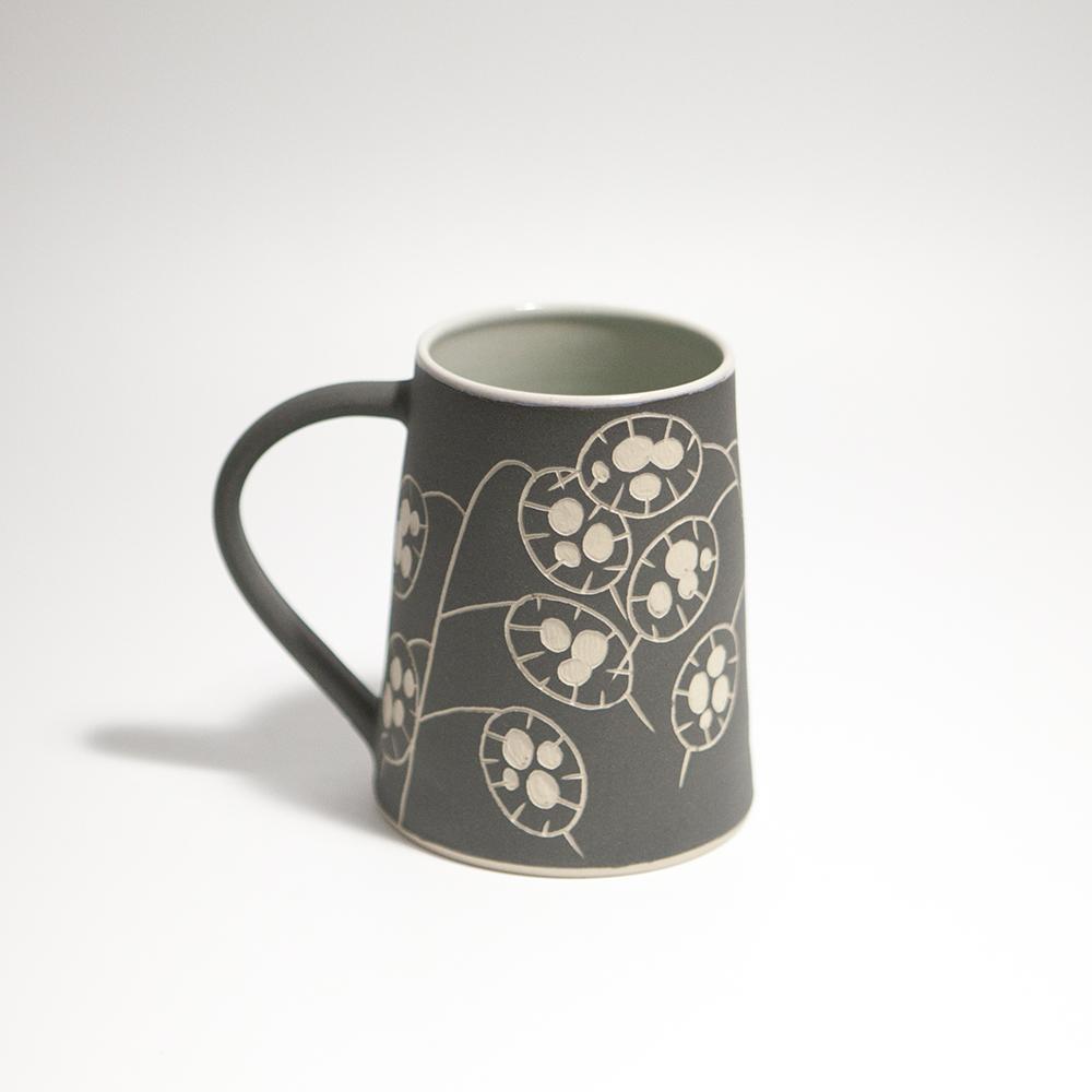 Mug  ceramic  11 x 12 x 8.5 cm  £34
