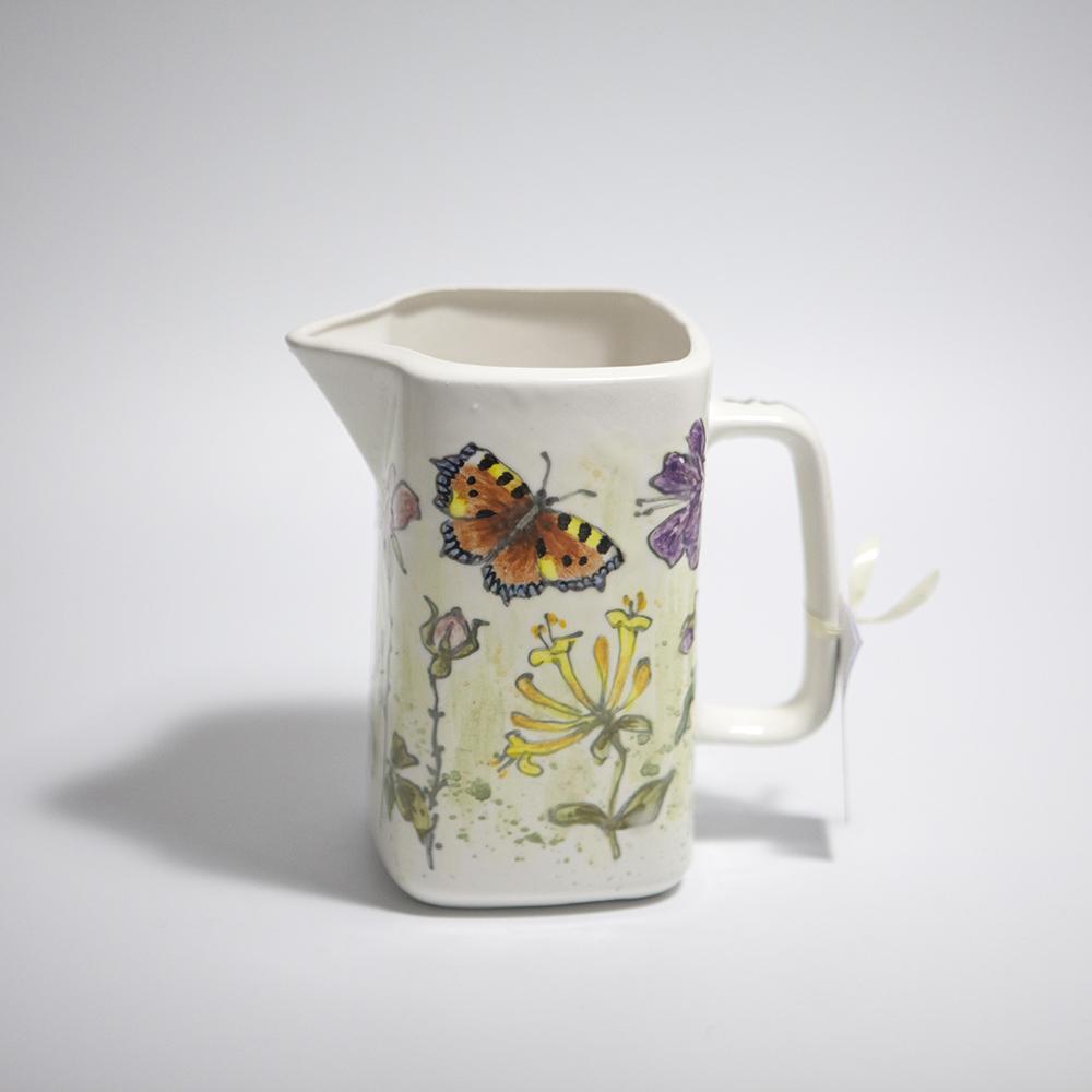Dairy Jug 2  ceramic  13.5 x 13.5 x 8 cm  £37