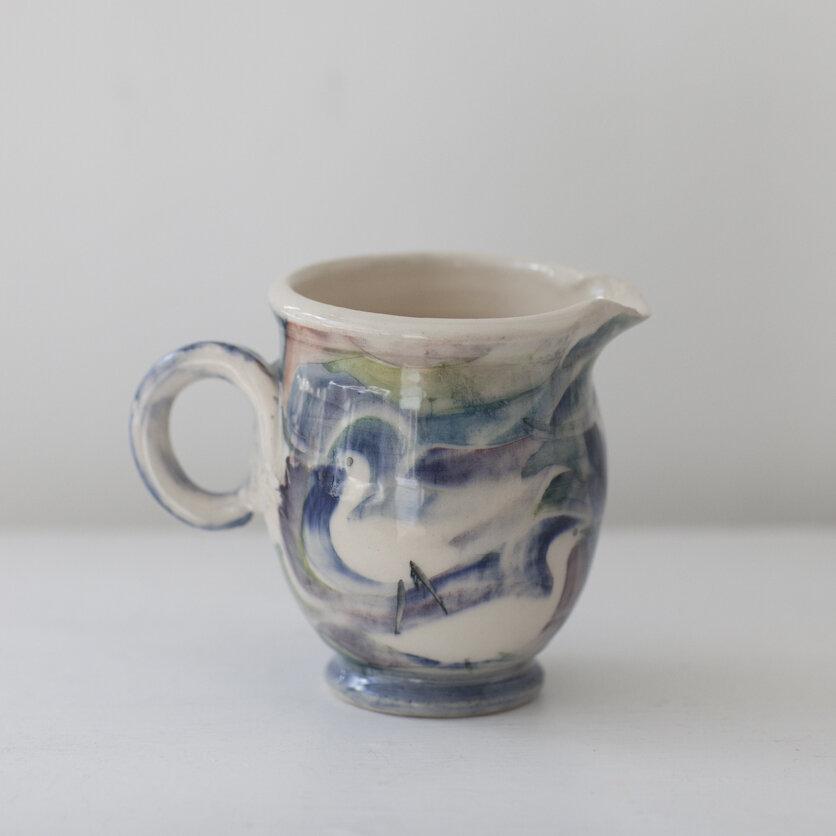 Ceramic Jug  11 cm high  £25