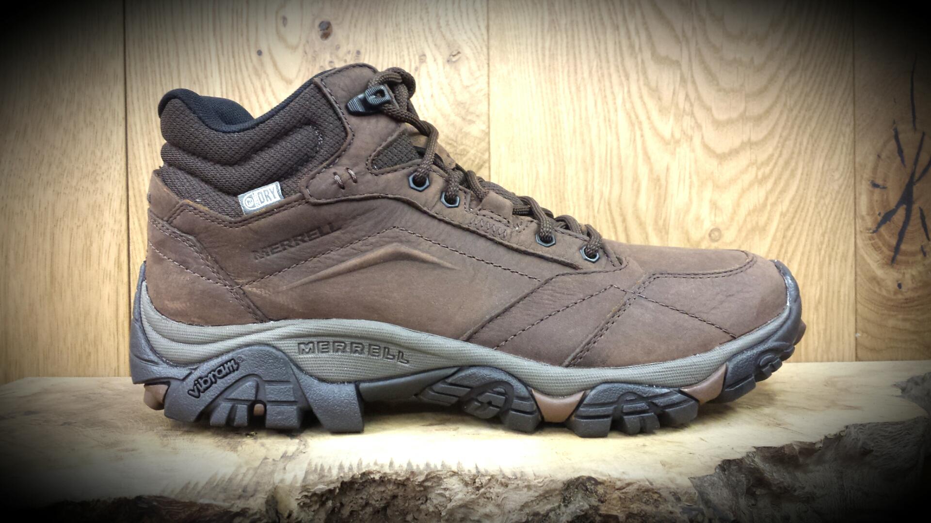 MERRELL: Moab Adventure WTP (Boots