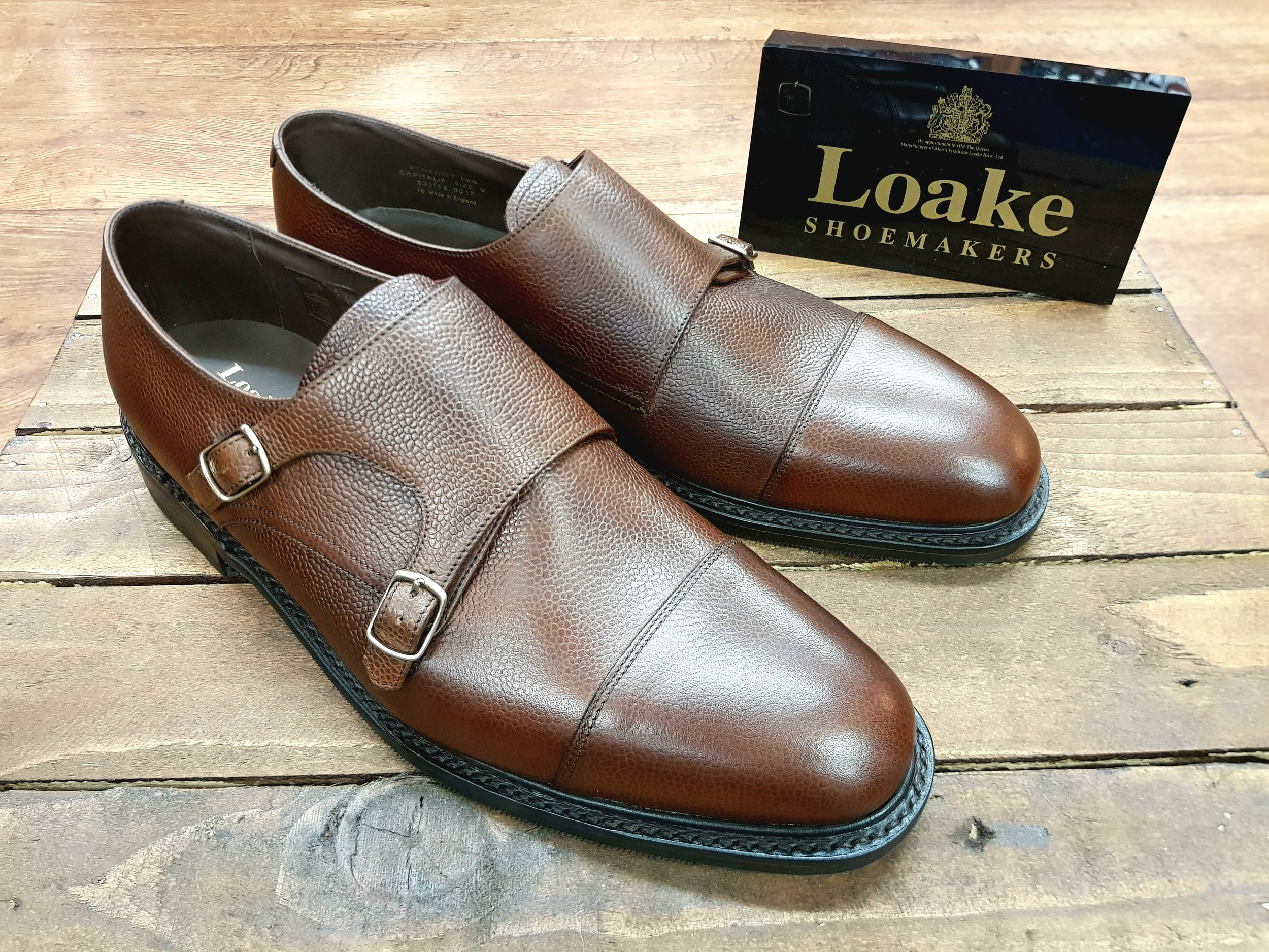 LOAKE: Benedict — The Whitby Cobbler