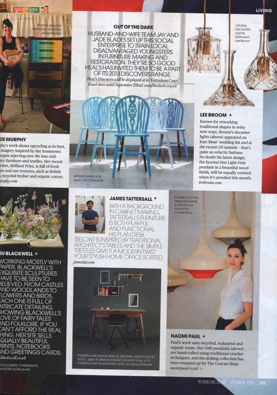 Red Magazine, 2013