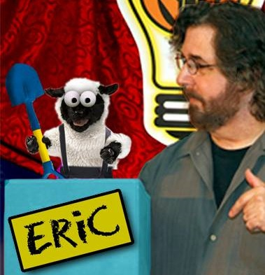 Eric The Shoveling Sheep