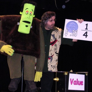 PetraPUppets - Money Math Mania