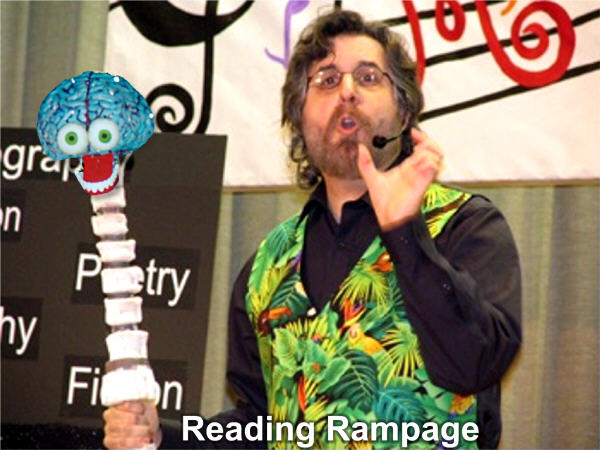 PetraPuppets - Reading Rampage