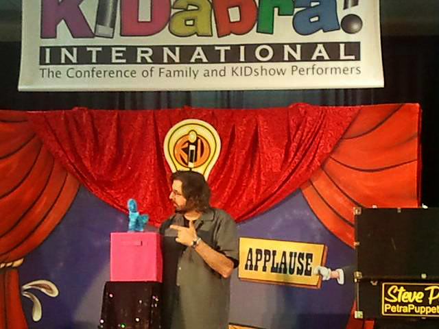 Lecturing at the KIDabra International Conference