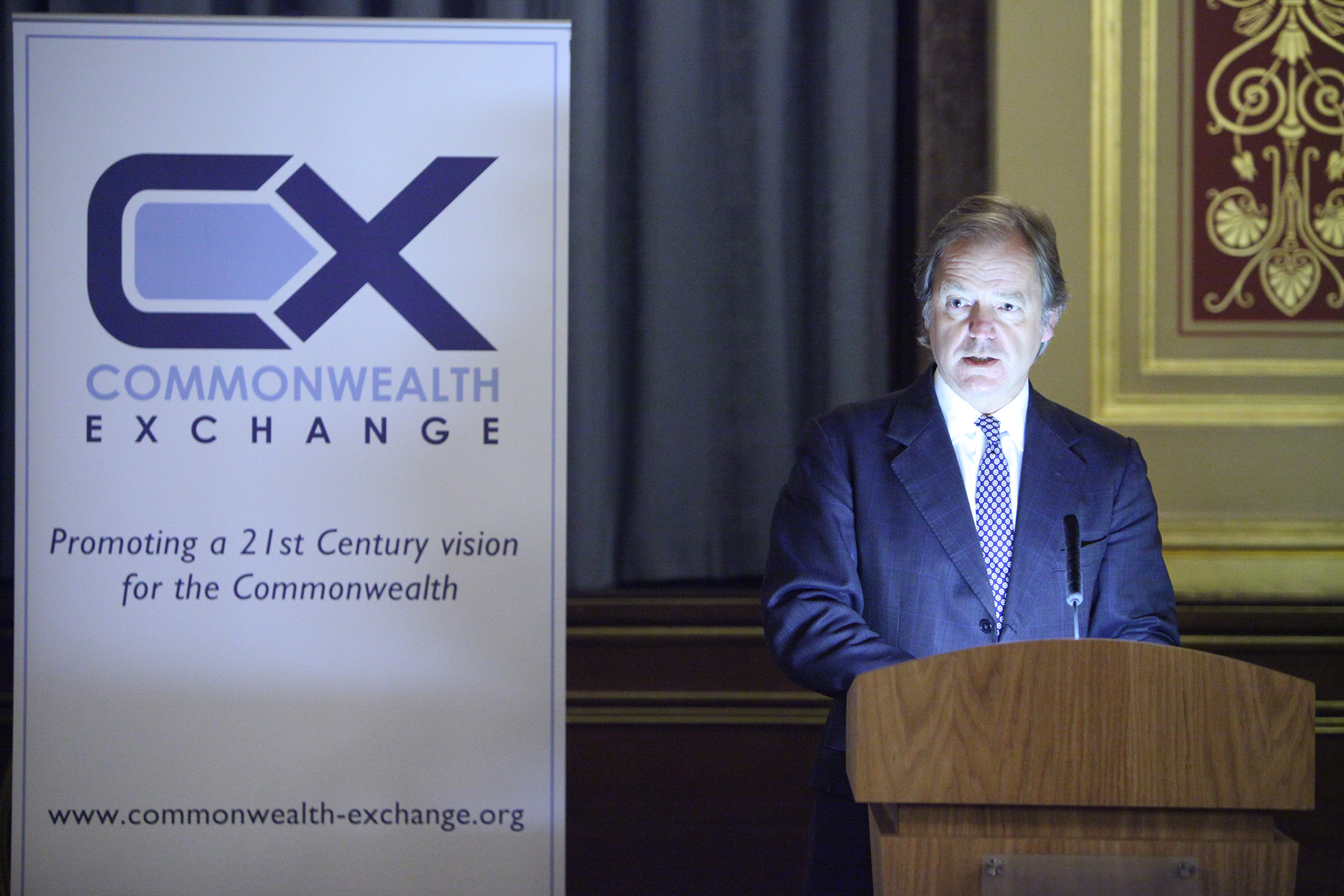 CX keynote address - Commonwealth Minister, Hugo Swire MP - Oct 2014