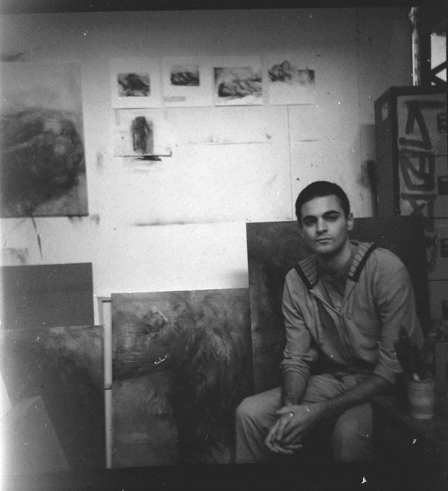 Studio Portrait, 2013