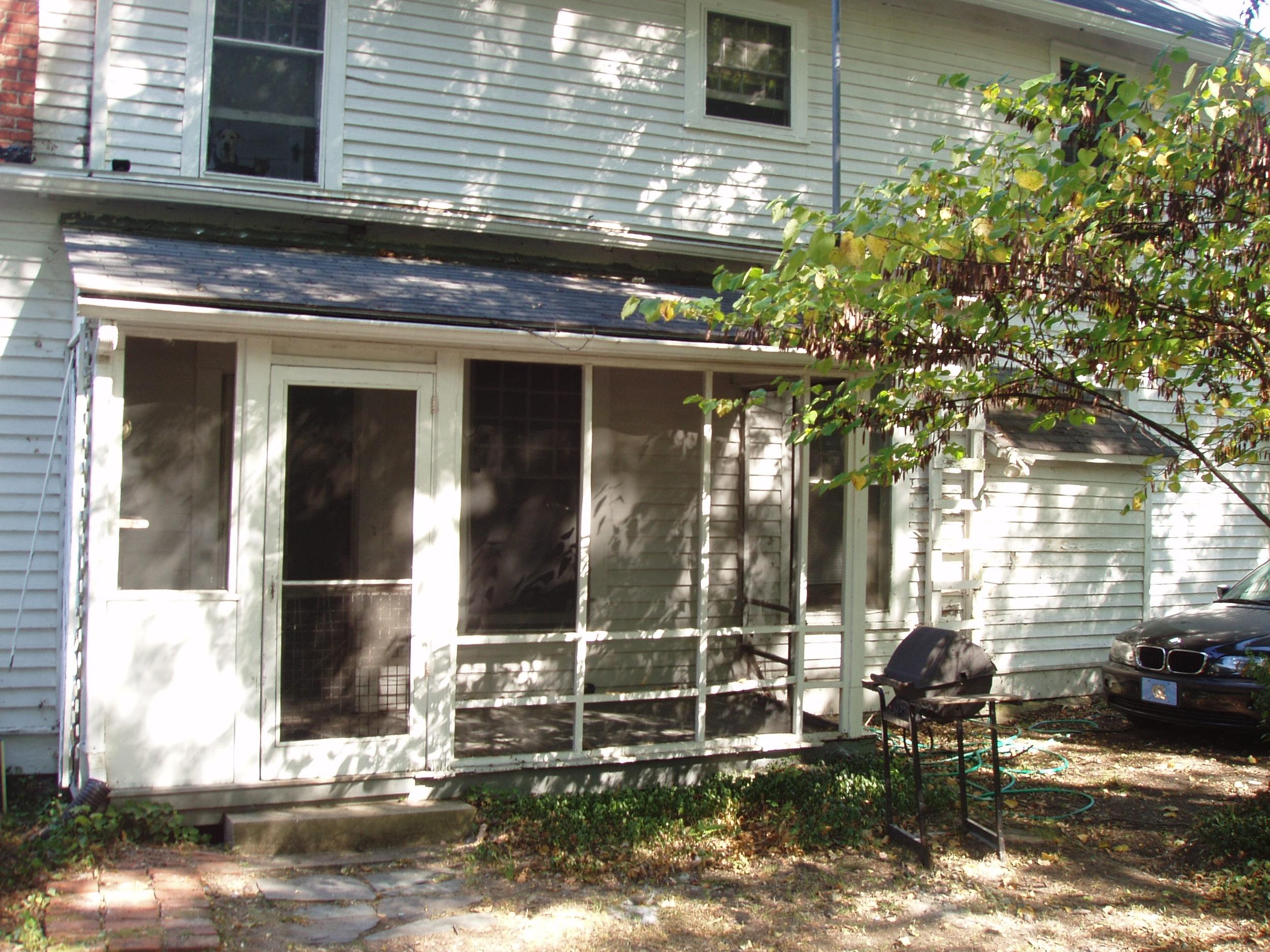 Rosemary Street, 408 E. - #2 - Entrance to apartment.JPG