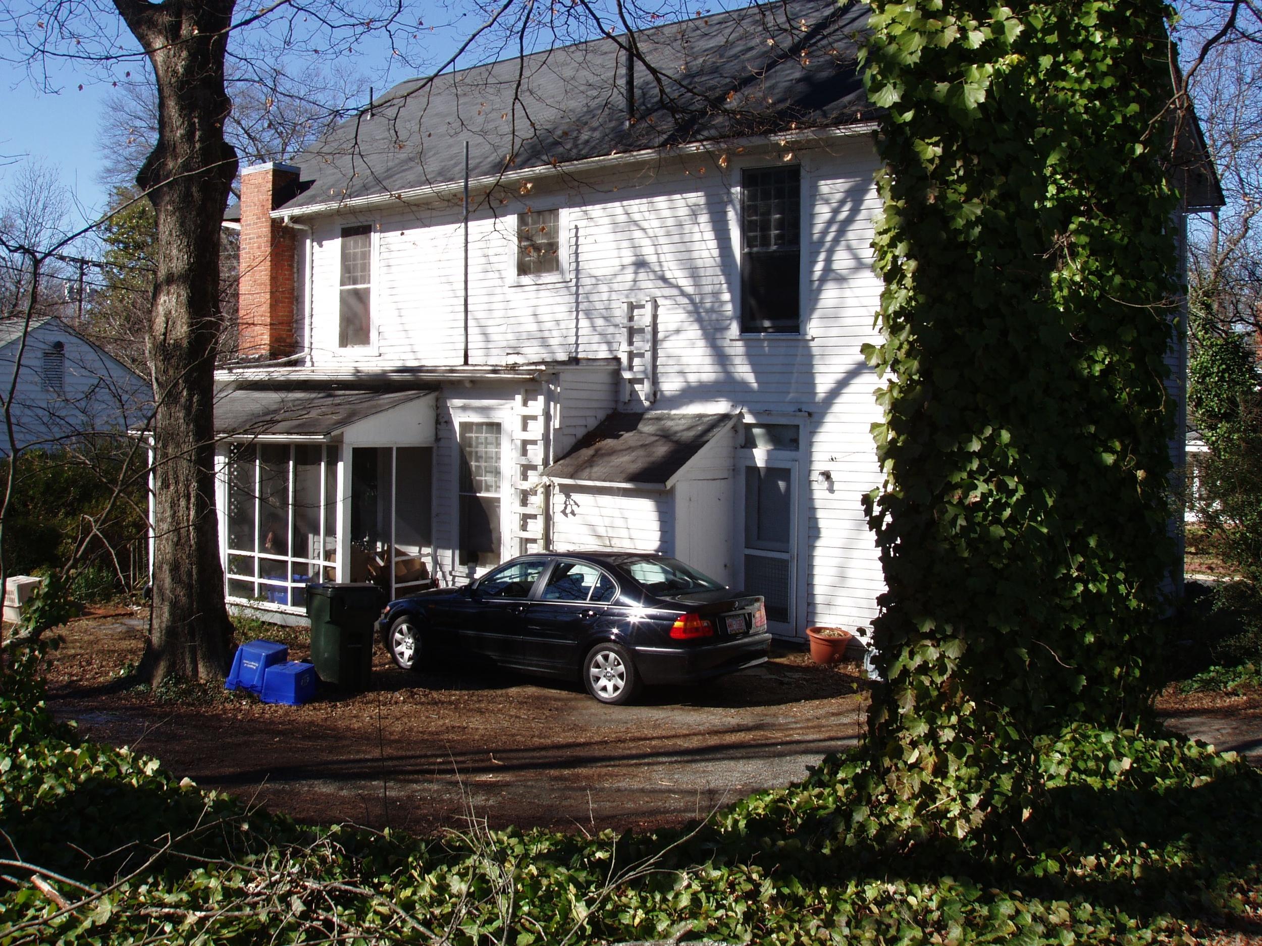 Rosemary Street, 408 E. - Exterior Back.JPG