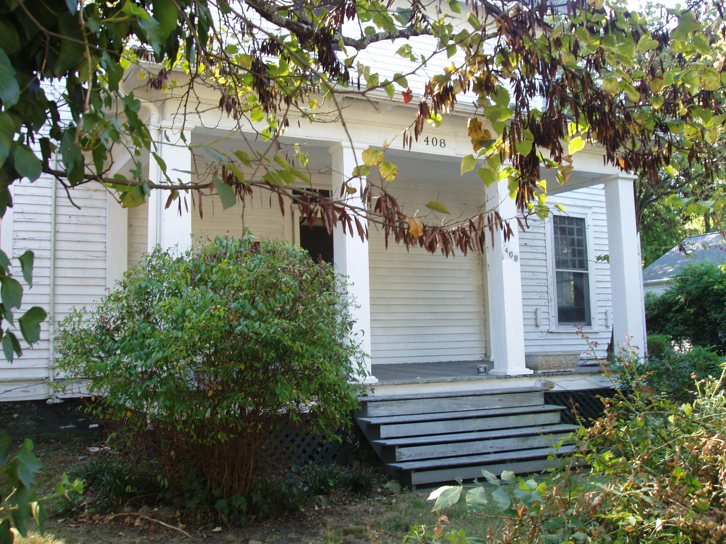 Rosemary Street, 408 E. - Exterior Front.JPG