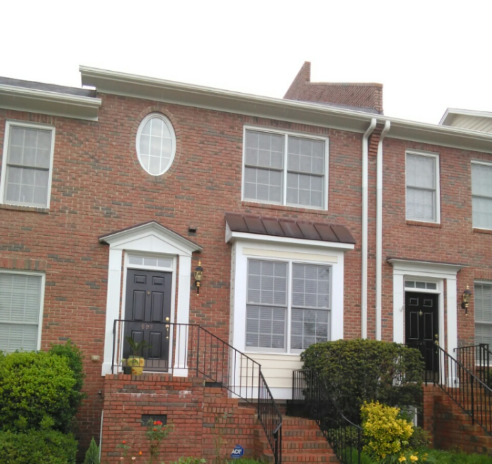 Copperline Drive, 527 - Townhome entrance.jpg