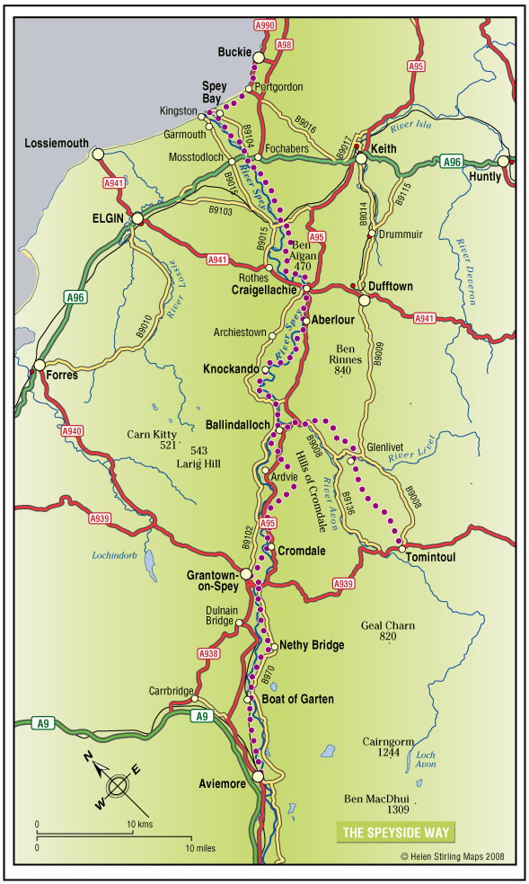 speyside-way-overview