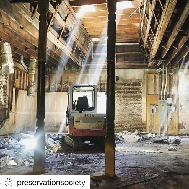 #Repost @preservationsociety with @get_repost ・・・ How do you save a building with structural problems so severe that the front facade is at risk of collapsing onto King Street? Join the PSC on 5/14 + 5/15 for an exclusive Hard Hat Tour of 288 King Street and hear directly from members of the project team who went to great lengths to save this notable historic building. Hosted by @renew_urban and @billhuey.architecture, presented by @loislaneproperties. Tix at bit.ly/presmonth2019 📸 by Bill Huey • • • #linkinbio #chsevents #charleston #thisplacematters