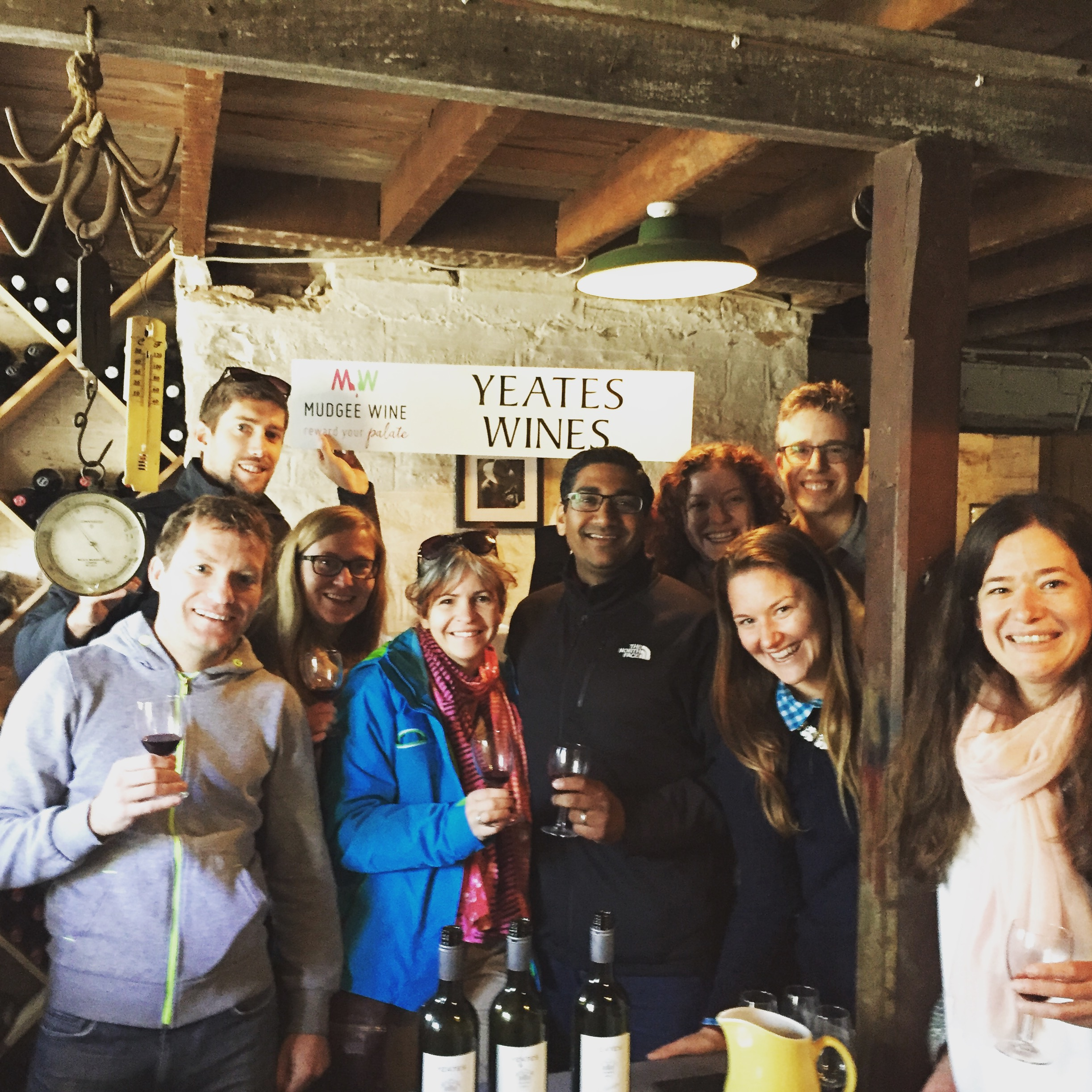 Yeates Cellar Tours and Tastings
