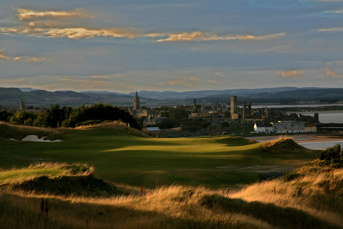 St Andrews Castle Course 6th © Linksland.com (3)