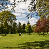 Camperdown Golf Course Dundee
