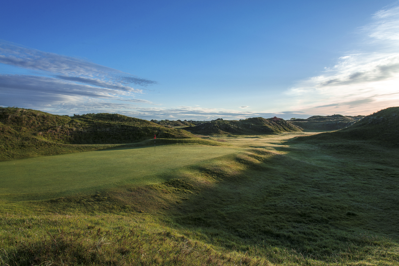 The 6th gives you an idea of how defying The Island's greens can be