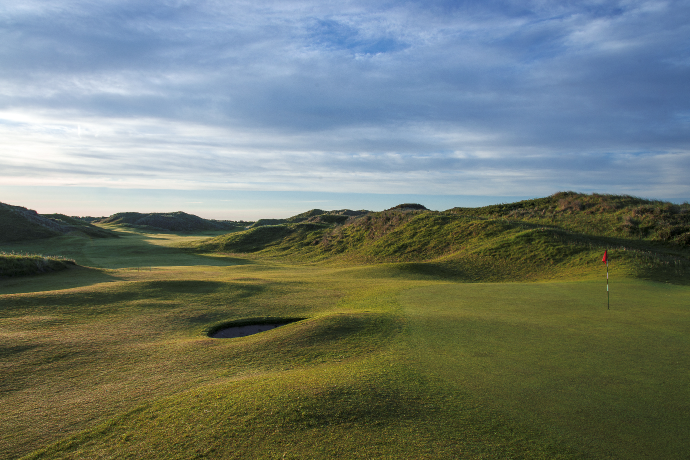 Links golf at its finest...