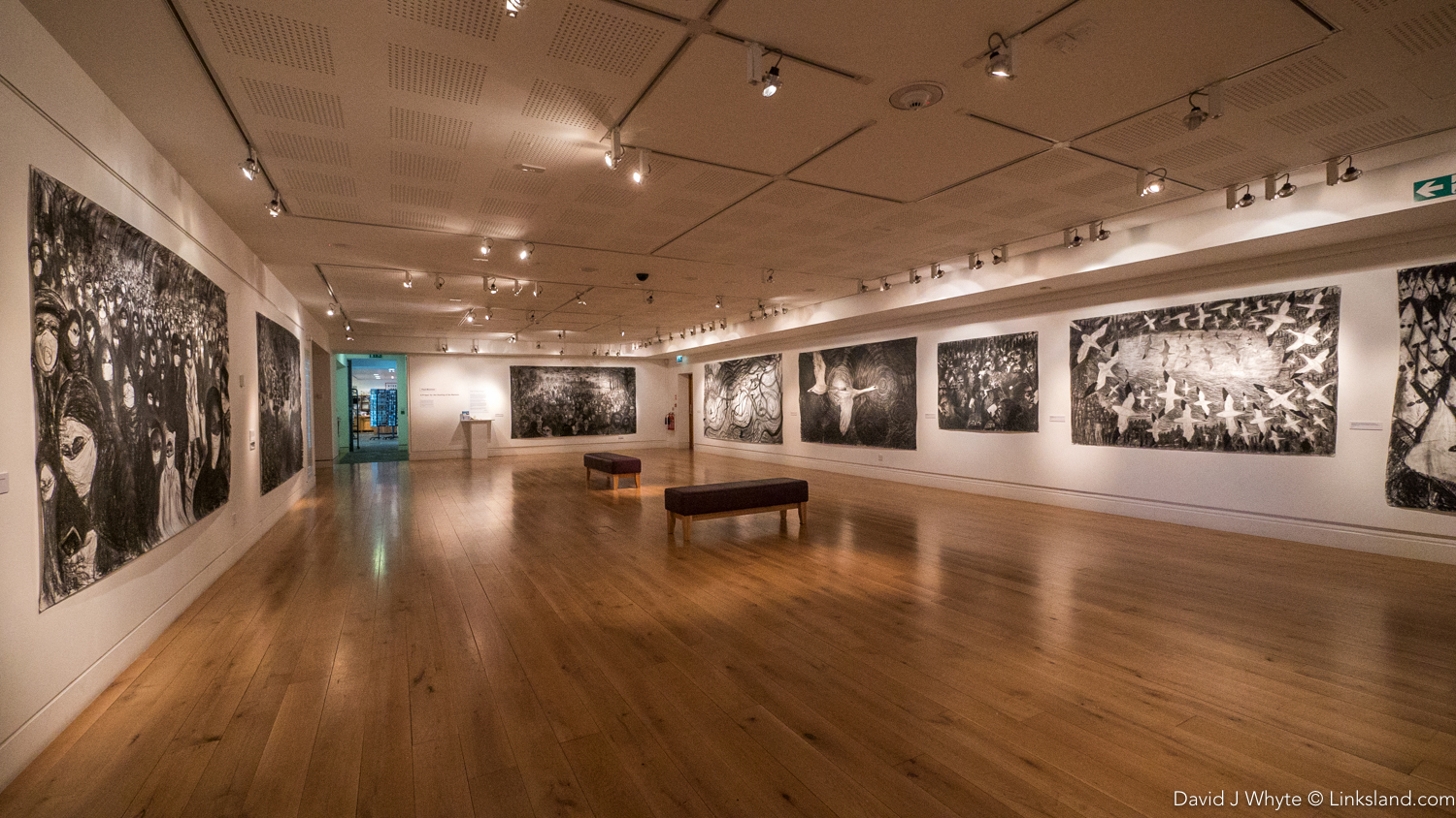 Shetland Museum has a facility capable of exhibiting high profile, exiting shows