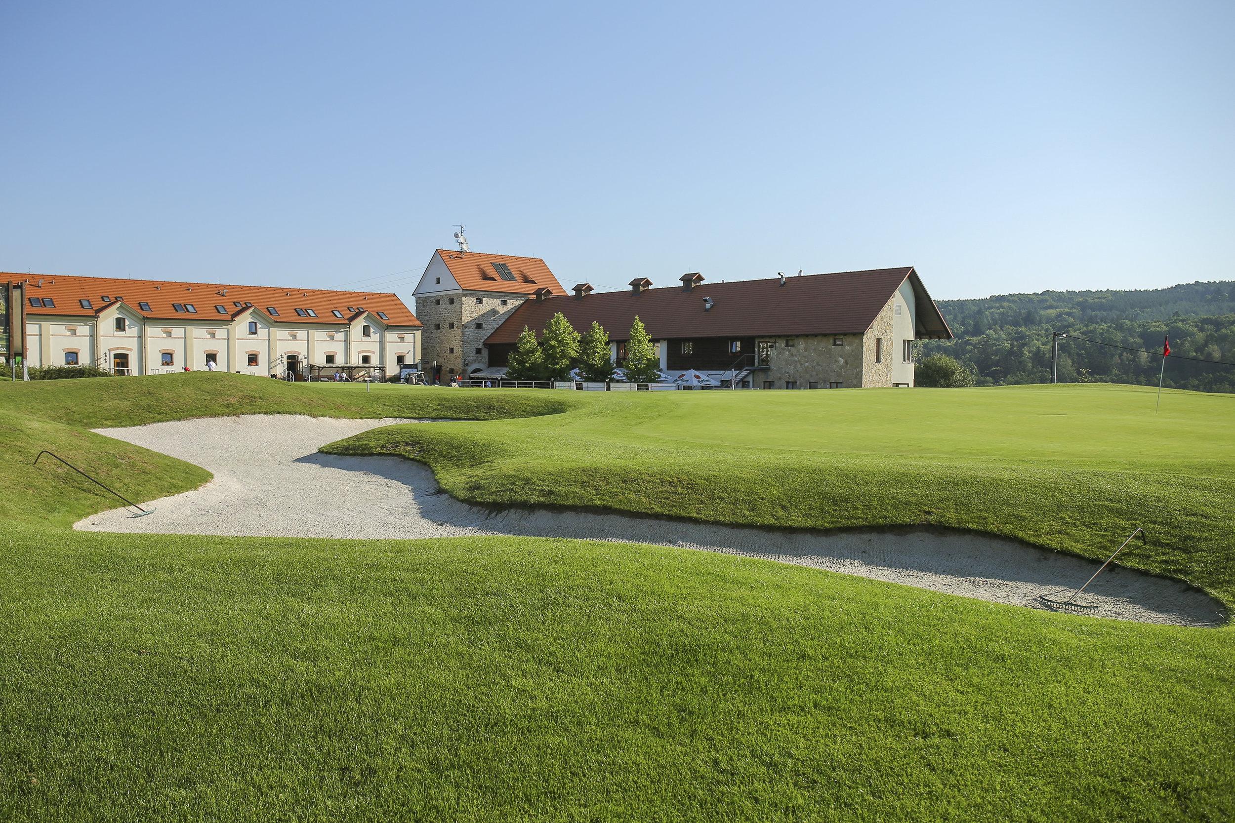 Greensgate Golf & Leisure Resort, Plzen, Czech Republic