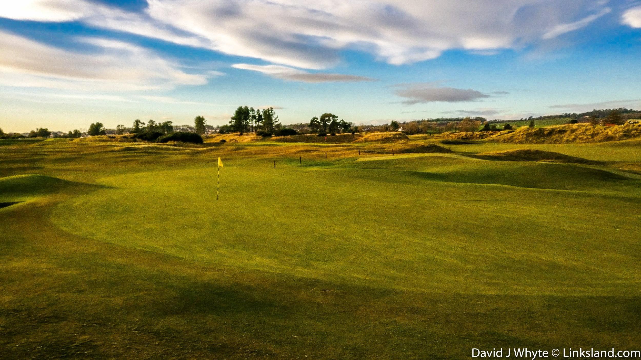 Monifieth Golf Links in Winter, David J Whyte©Linksland.com-2.jpg