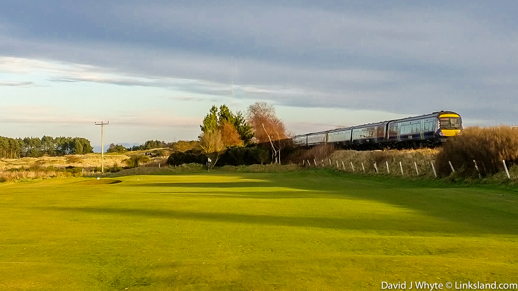 Monifieth Golf Links in Winter, David J Whyte©Linksland.com-4.jpg