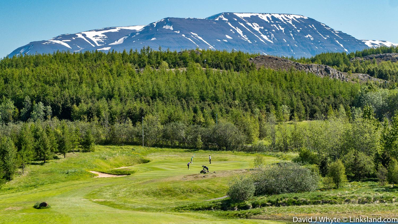 Akureyri Golf Course (Jadar), Iceland, David J Whyte @ Linksland.com-4.jpg