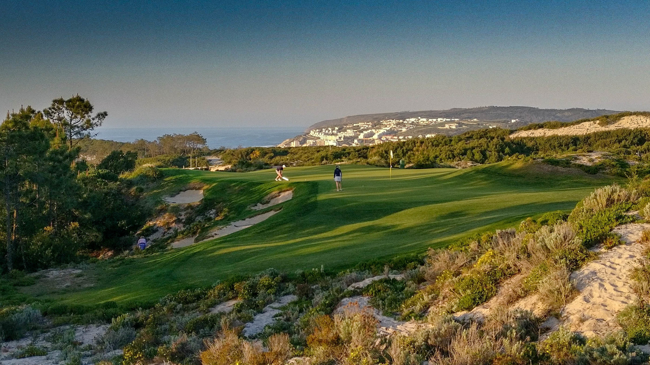 West Cliffs opened in 2017 and has already gained the reputation of being one of the best courses in Europe.