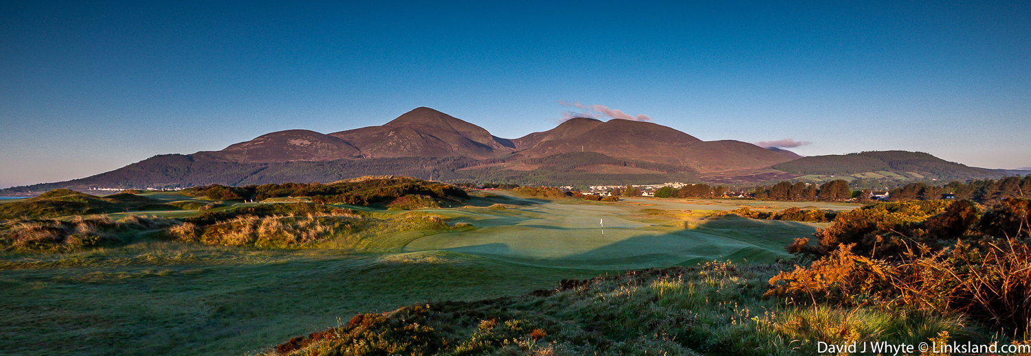 Royal County Down Golf Club, Newcastle, Northern Ireland, © David J Whyte @ Linksland.com (1 of 1)-3.jpg