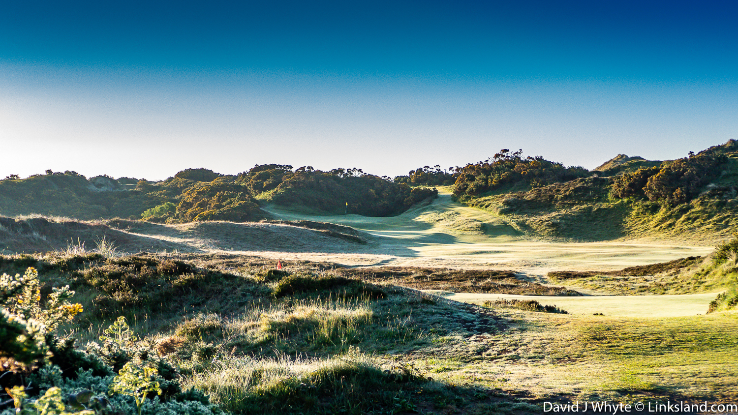 Annesley Links at Royal County Down