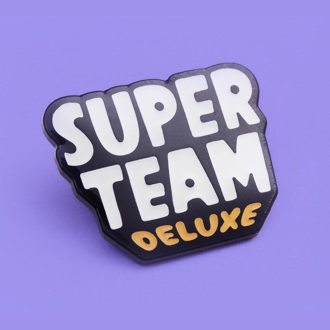 Super Team Deluxe