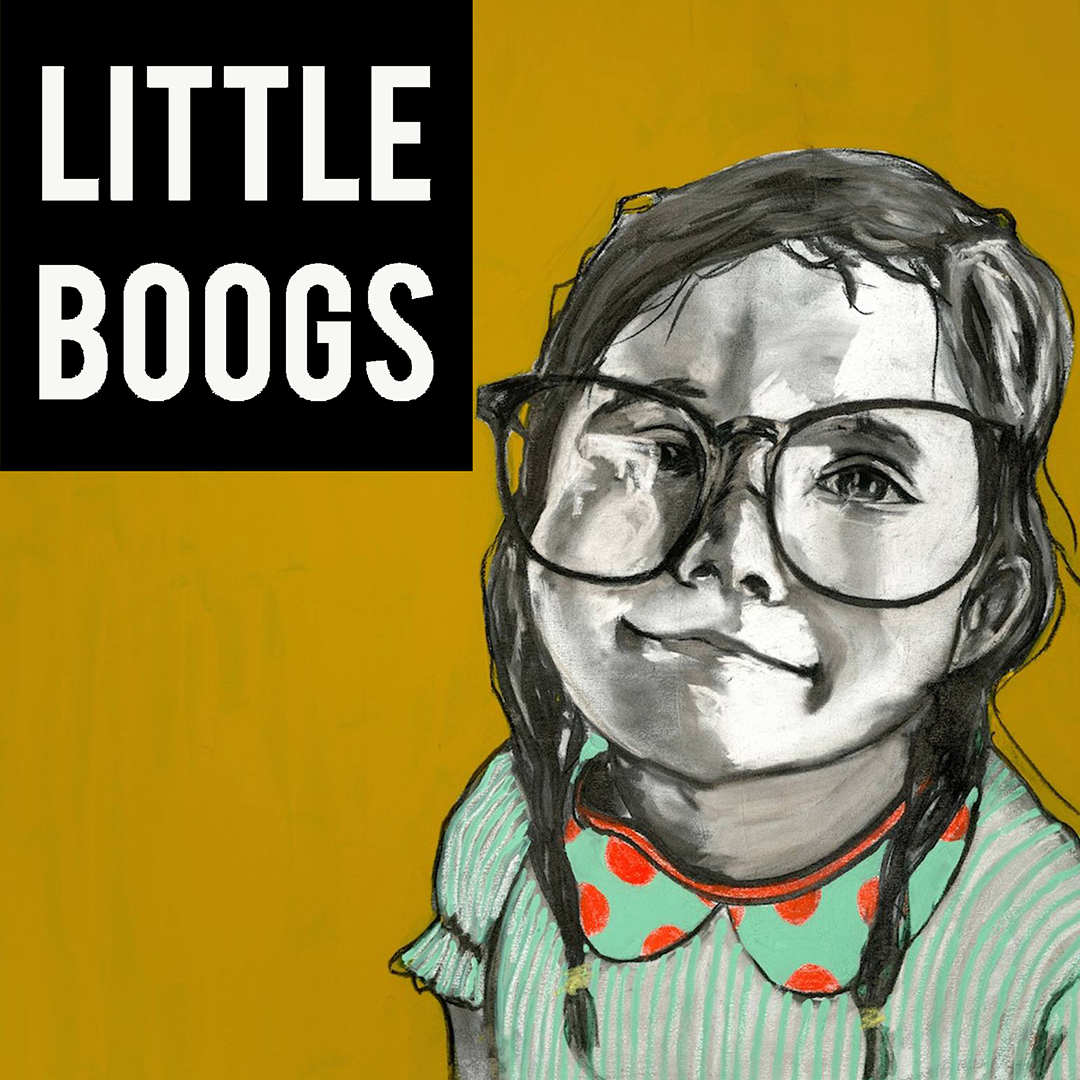 Little Boogs by M. Russell Art
