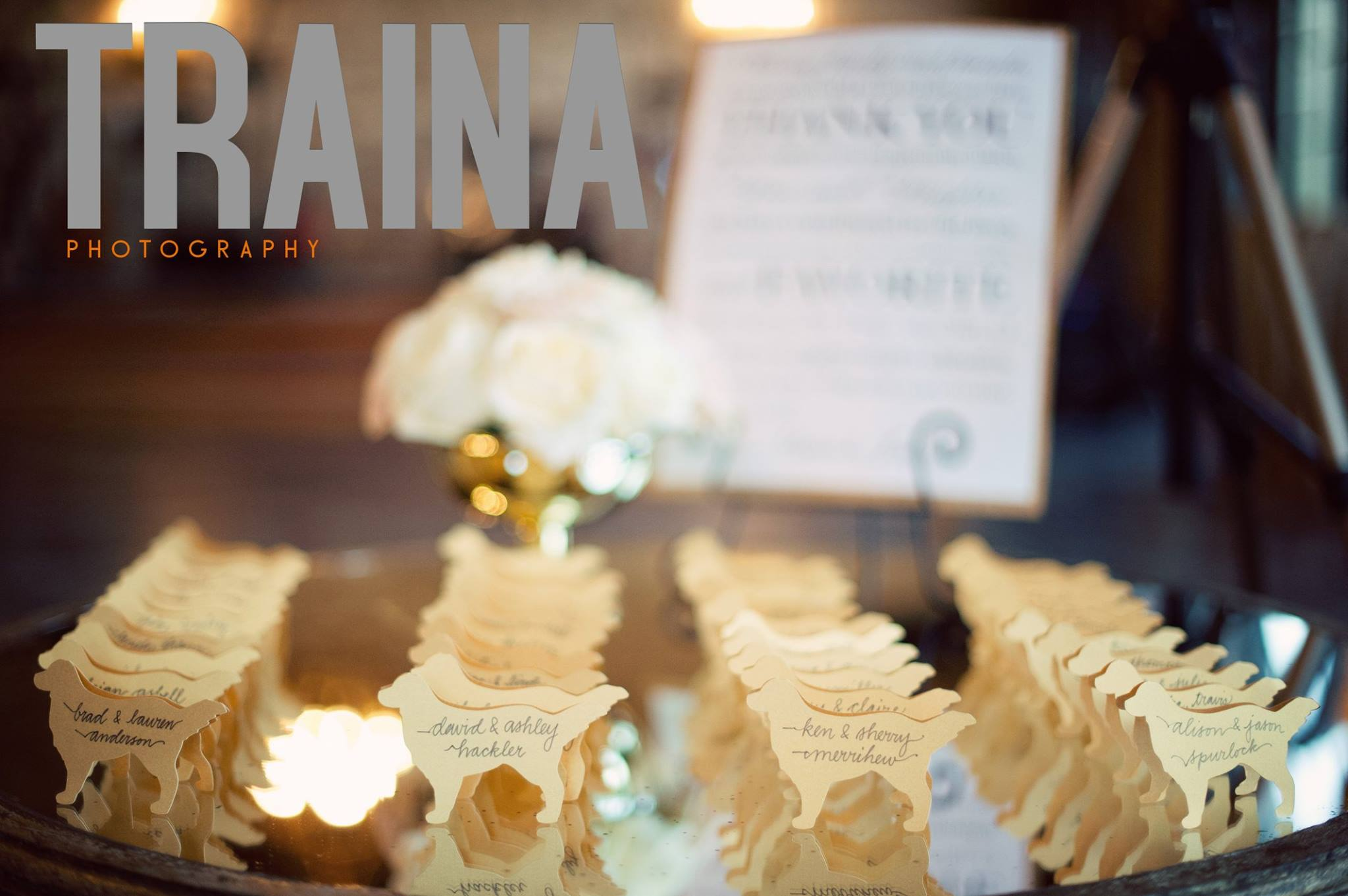 Photography:  TRAINA PHOTOGRAPHY   Wedding Consultant:  THE WEDDING BELLE