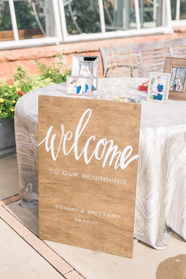 wedding planning:  fete