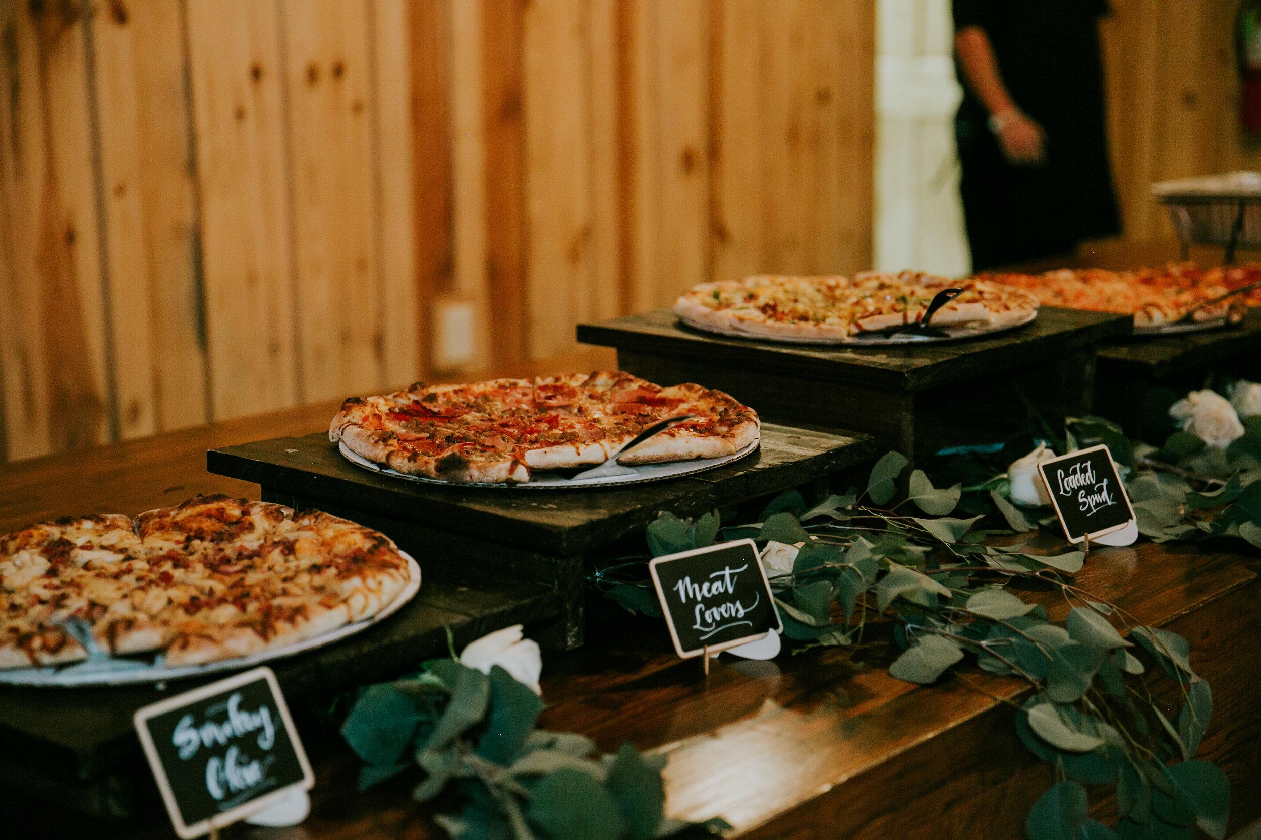 Rustic Pizza Bar:  Revolve Pizza