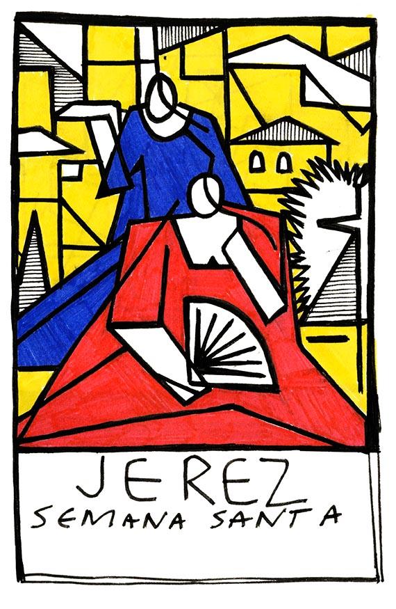 Jeréz, Semana Santa