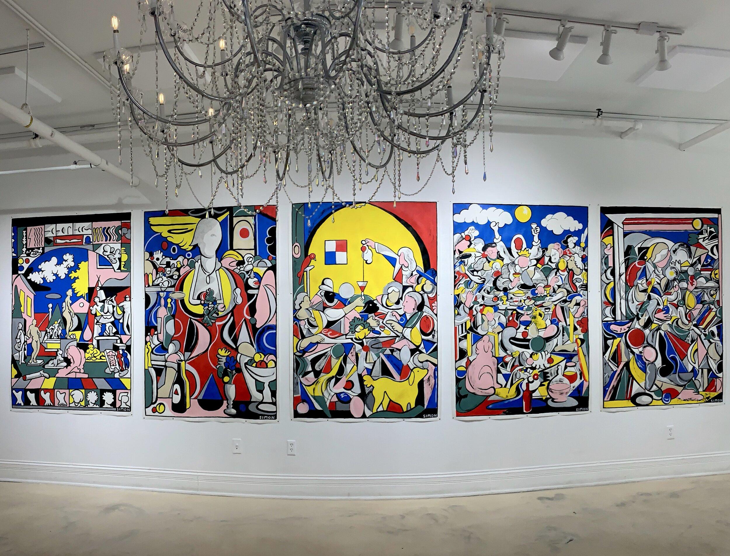"""""""LA CASA"""" Exhibition"""