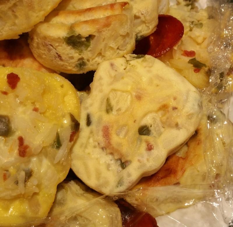 Balanced Habits Nutrition coaching egg muffins easton MD