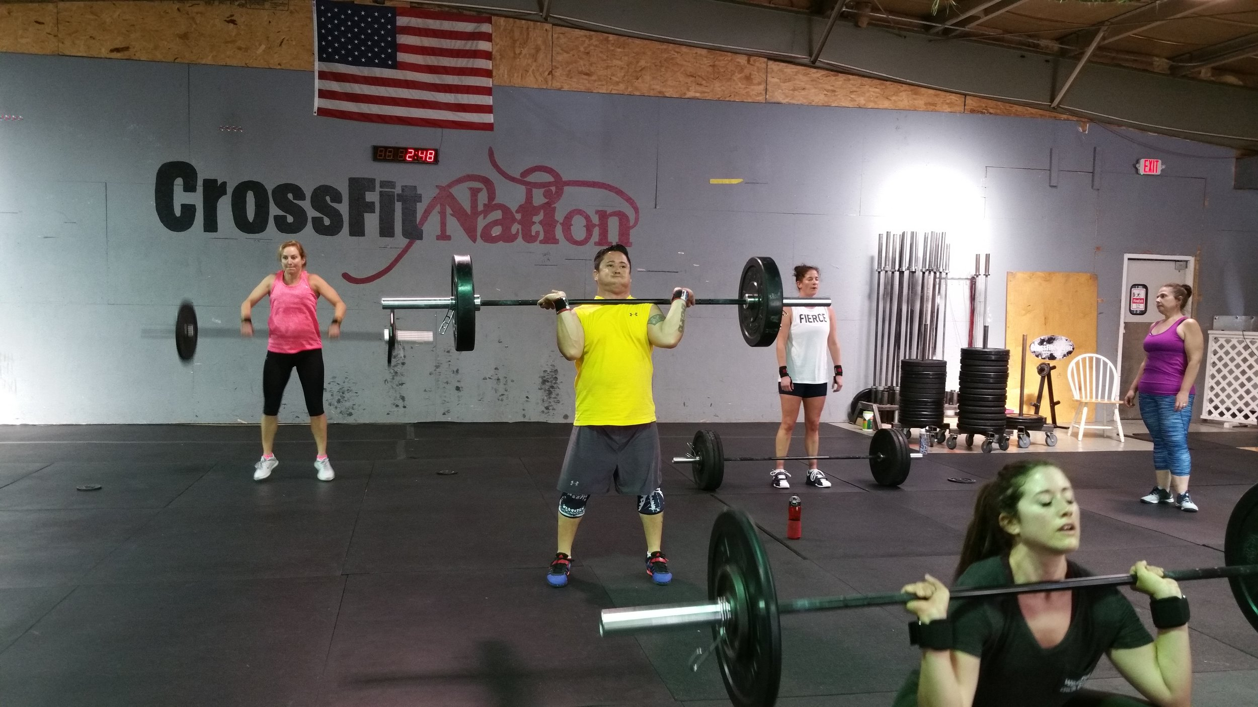 Personal training crossfit easton weight loss