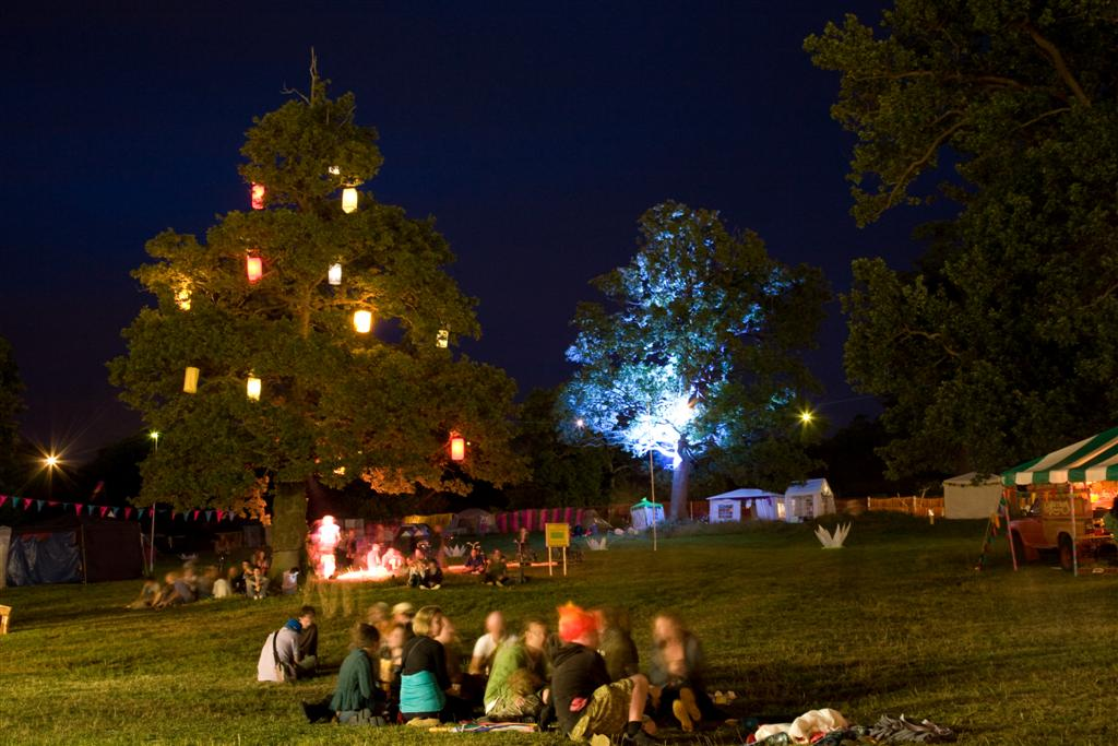 Big Chill Lantern Tree
