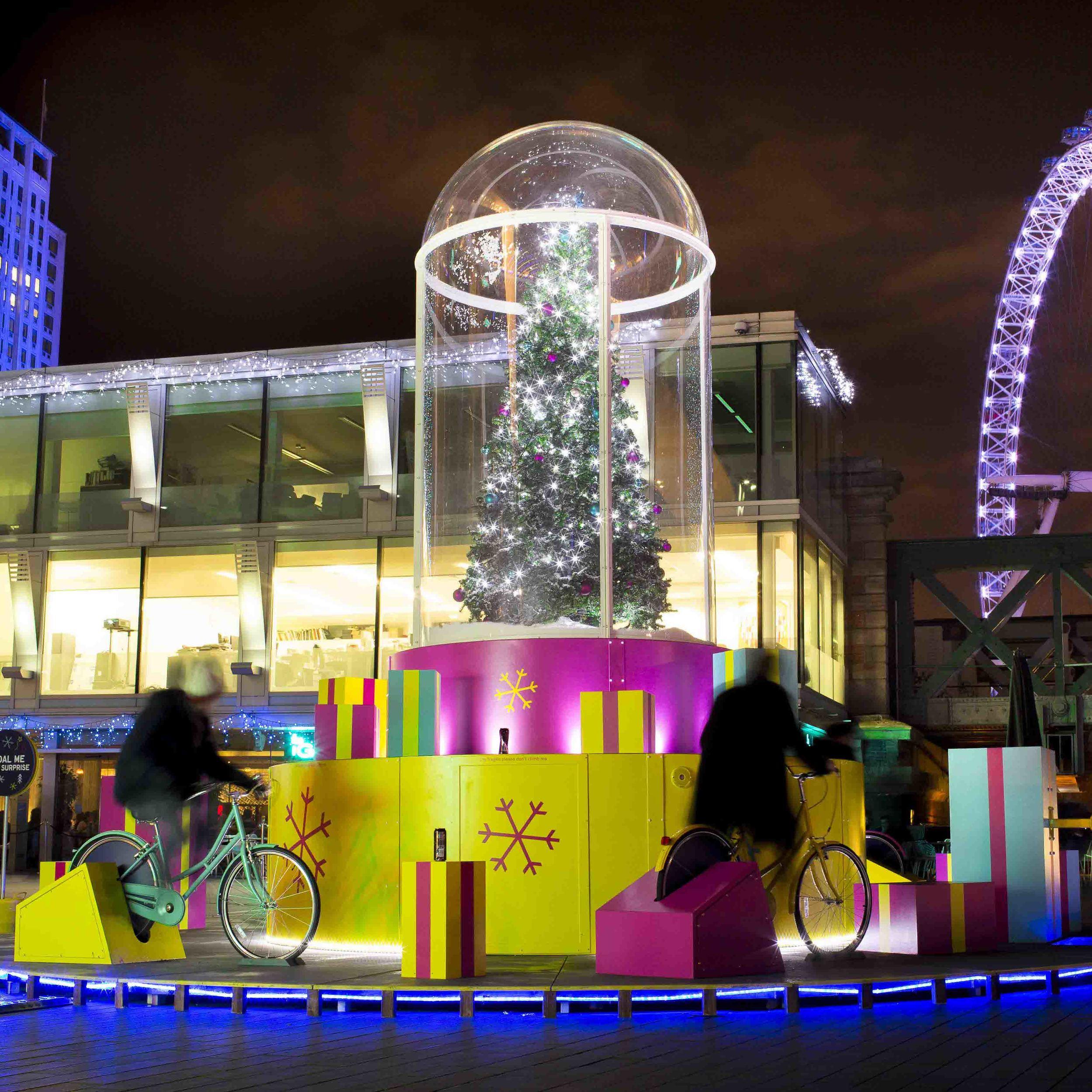 Southbank Centre - Christmas