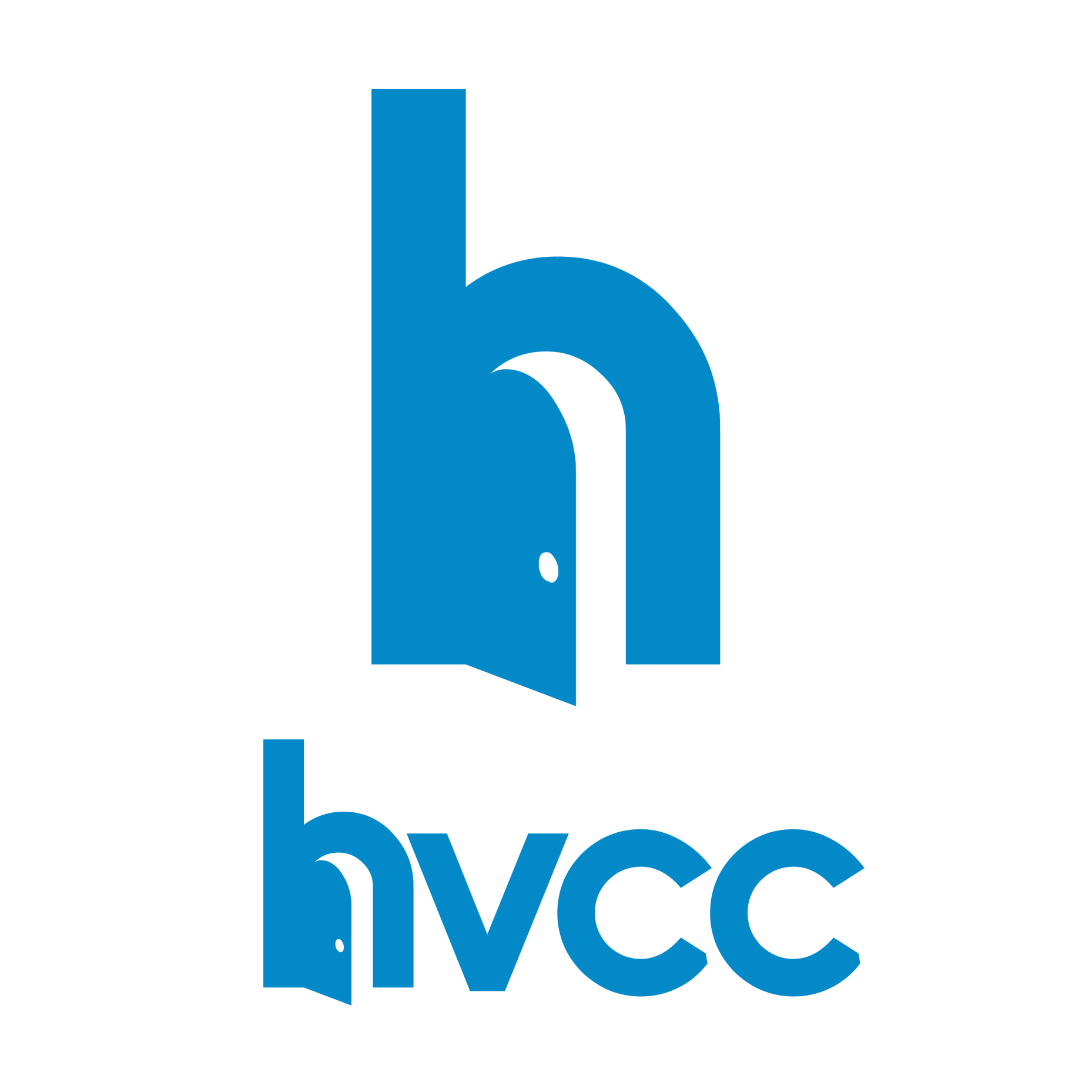 Hockanum Valley Community Council Logo • Re-Brand